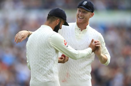 Ben Stokes is England's greatest all-rounder, according to Moeen Ali (Mike Egerton/PA)