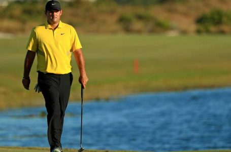 Patrick Reed denies cheating