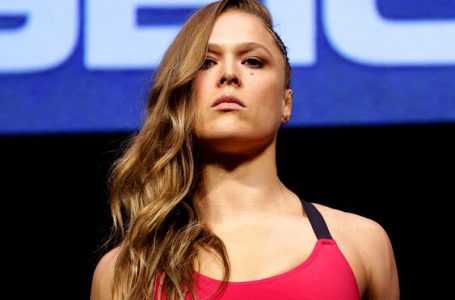 WATCH: Ronda Rousey Teaches Reporter Harsh Lesson