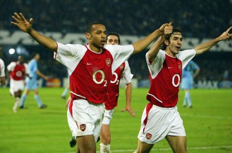 Gary Neville is lucky to have a career after Thierry Henry tore him 'to shreds'