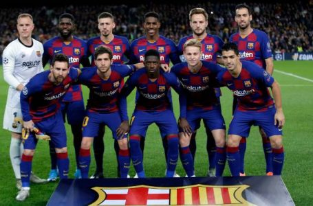 Barcelona Players Refusing To Take A Pay Cut Due Coronavirus Pandemic