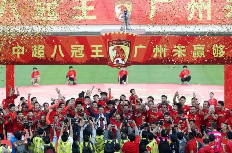 Chinese Super League could be the first to start back