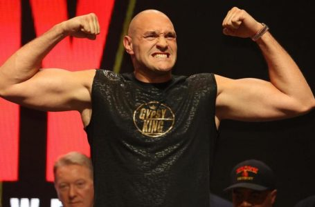 The Trick Tyson Fury Used To Look Heavier For Wilder Fight