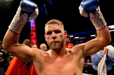 Billy Joe Saunders sorry after giving domestic violence 'advice' (video)