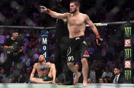 Khabib Reveals His All Time Greatest Fighters