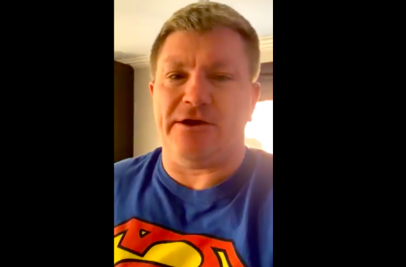 Ricky Hatton: How He's Spending Time in Self-Isolation