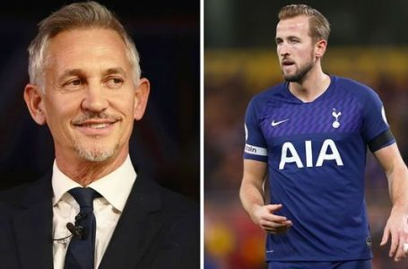 Gary Lineker reacts to Harry Kane's comments on his future