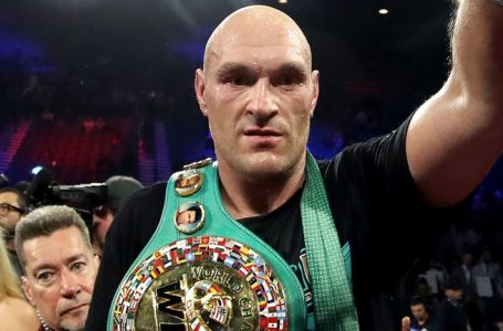 Could An 8 Year Ban Be On The Cards For Tyson Fury?