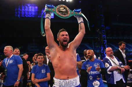 Tony Bellew would love to 'make a fool' out of Ruiz Jr