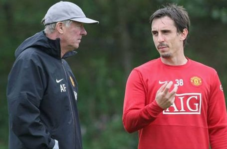 "Gary Neville Told Sir Alex Ferguson To ""F**k Off"""