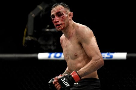 Tony Ferguson breaks silence after shock defeat to Justin Gaethje