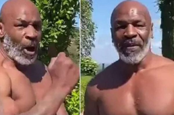 Mike Tyson accused of taking steroids for comeback