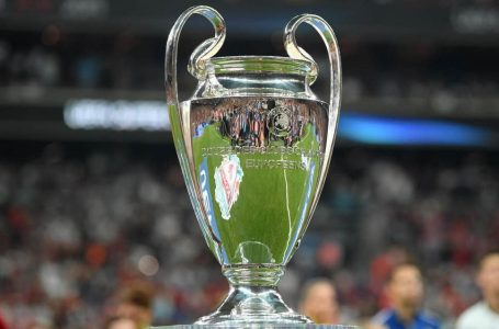 When is the Champions League final?